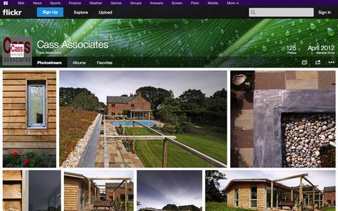 Screenshot of Flickr Page flickr.com - Flickr: Cass Associates' Photostream - captured Oct. 22, 2014