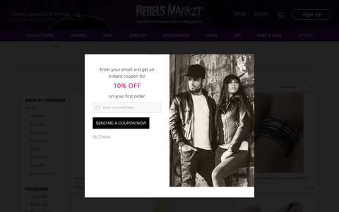 Cool Rings - Shop Cool & Unique Rings | RebelsMarket.com
