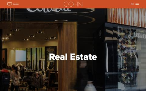 Real Estate Marketing Agency | COHN Marketing
