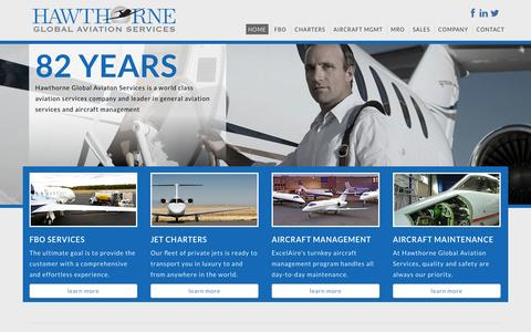 Aviation & Aerospace Team Pages | Website Inspiration and