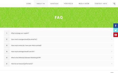 Screenshot of FAQ Page take-note.co.za - FAQ | Take Note - captured Nov. 28, 2016