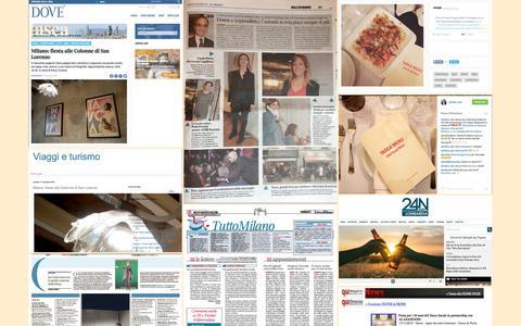 Screenshot of Press Page iltasca.it - press – il tasca - captured Dec. 2, 2016