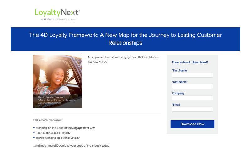 4D Loyalty Framework