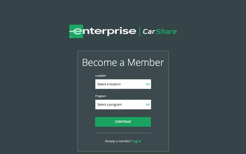 Car Sharing and Hourly Car Rental- Enterprise CarShare