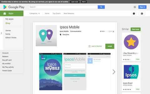 Ipsos Mobile - Android Apps on Google Play