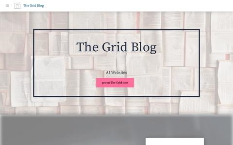 The Grid Blog