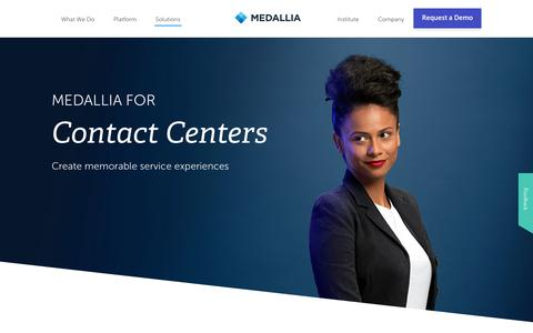 Voice Of The Customer Solutions | Medallia