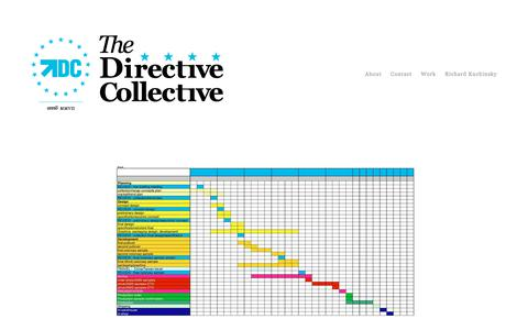 Screenshot of Team Page directivecollective.com - Design Management — The Directive Collective - captured Nov. 8, 2017