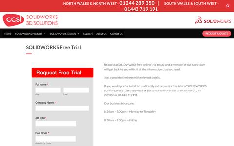 Trial Pages on WordPress | Website Inspiration and Examples | Crayon