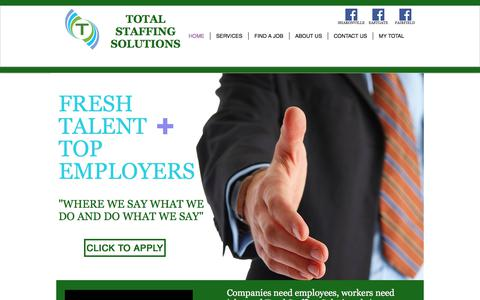 Total Staffing Solutions