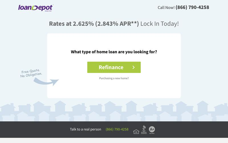 loanDepot -  Start Saving Now!