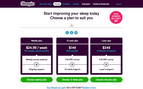 Healthcare & Medical Pricing Pages | Website Inspiration and
