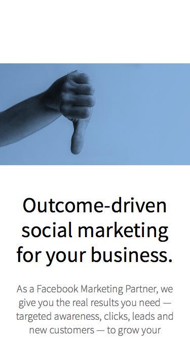 Get Social Marketing a new website for $99