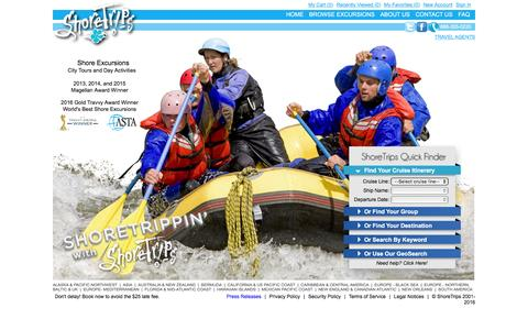 Shore Excursions - Cruise Excursions & More | ShoreTrips
