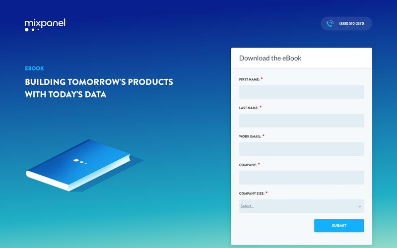 Building Tomorrow's Products With Today's Data | Mixpanel