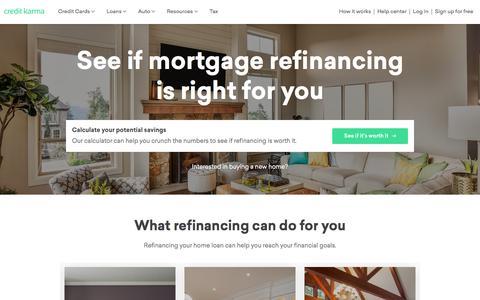 Mortgage | Credit Karma