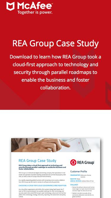 REA Group Case Study