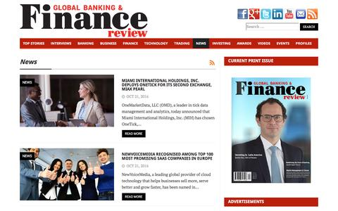 News – Global Banking And Finance Review Magazine – Financial & Business Insights