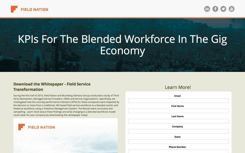 Field Service Transformation
