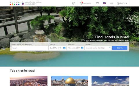 Israel Hotels - Online hotel reservations for Hotels in Israel