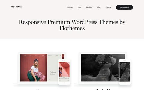 Products Archive - Flothemes