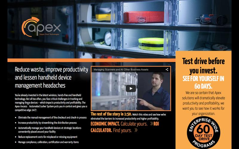 Asset Management  |  Apex Supply Chain Solutions
