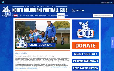 Screenshot of About Page nmfc.com.au - About - NMFC.com.au - captured Oct. 18, 2018