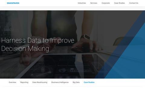Data Services - Diaspark.com