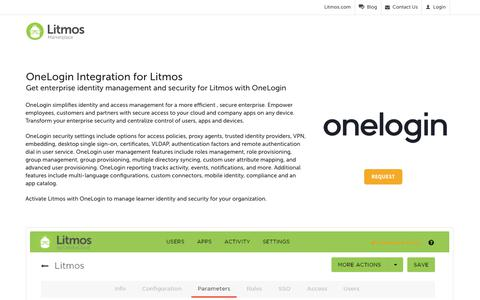 OneLogin - Litmos