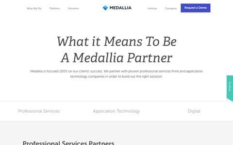 Customer Experience Platform Partners | Medallia