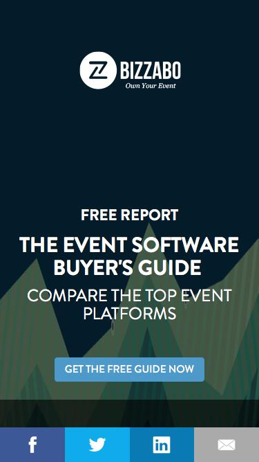 Event Software Buyer's Guide | Bizzabo