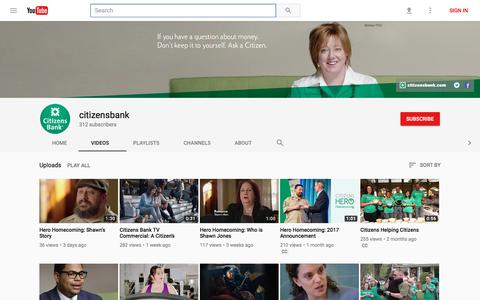 citizensbank - YouTube