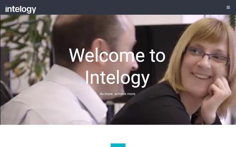About Us | Intelogy
