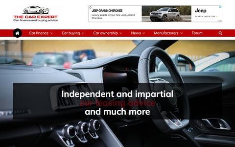 The Car Expert   Car finance and car buying advice, news and reviews