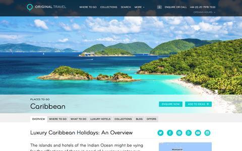 Luxury Holidays Caribbean | Sun, Sand, Sea & Superyachts