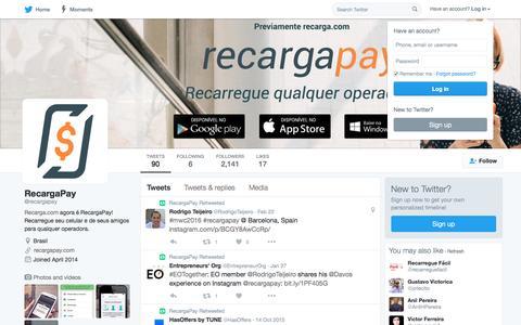 RecargaPay (@recargapay) | Twitter