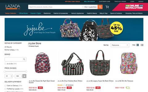 Jujube Diaper Bag - Shop For Ju Ju Be Diaper Bag Online | Lazada