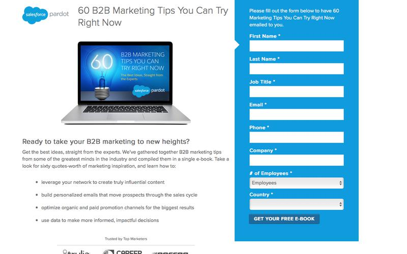 60 Marketing Tips You Can Try Right Now