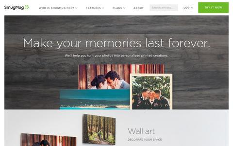 Prints & Photo Gifts | SmugMug