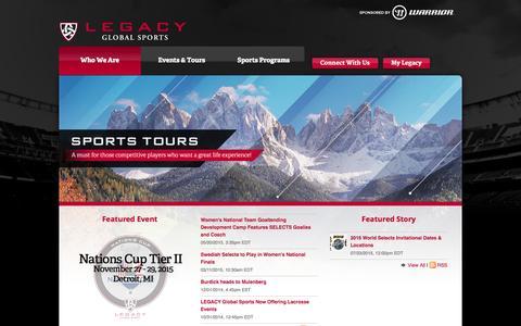 LEGACY Global Sports