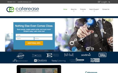 Caterease | The world's best catering software