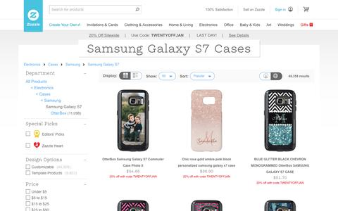 Samsung Galaxy S7 Cases & Covers | Zazzle