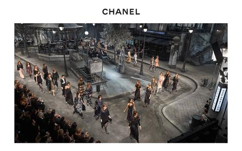 Screenshot of Home Page chanel.com - CHANEL Official Website - captured Dec. 4, 2015