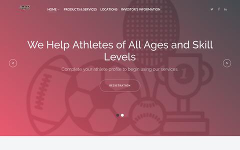 Screenshot of Privacy Page 360sportsagency.com - Privacy Policy - captured June 18, 2017