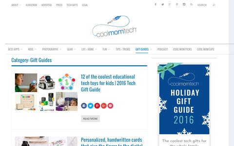 Gift Guides Archives | Cool Mom Tech
