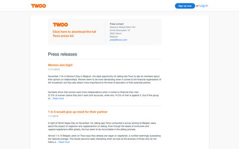 download twoo com
