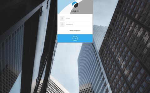 Screenshot of Login Page waypointbuilding.com - Login | Waypoint - captured Aug. 12, 2019