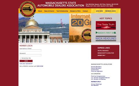 Government & Military Login Pages   Website Inspiration and