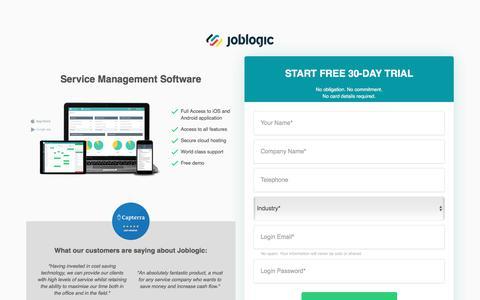 Register - JobLogic