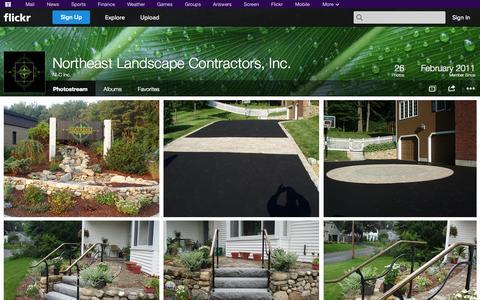 Screenshot of Flickr Page flickr.com - Flickr: NLC Inc.'s Photostream - captured Oct. 26, 2014
